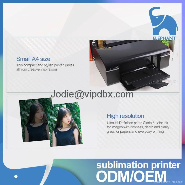原裝正品 StylusPhotoT50 A4EPSON愛普生熱轉印昇華打印機 高質量 3