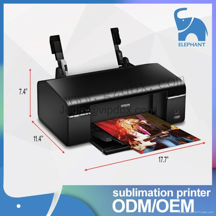 原装正品 StylusPhotoT50 A4EPSON爱普生热转印升华打印机 高质量 1