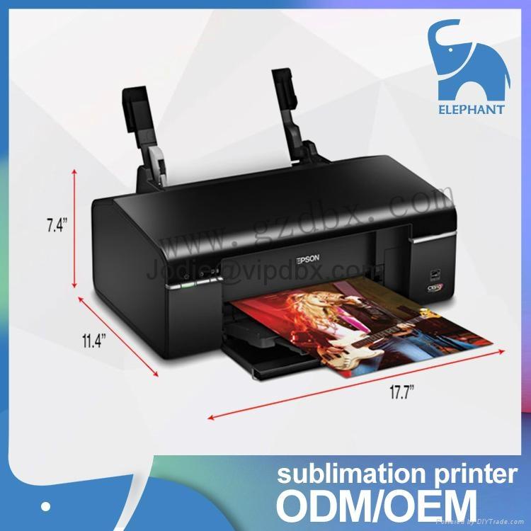 Epson StylusPhotoT50 Sublimation printer A4 1