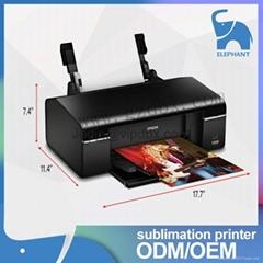 原裝正品 StylusPhotoT50 A4EPSON愛普生熱轉印昇華打印機 高質量