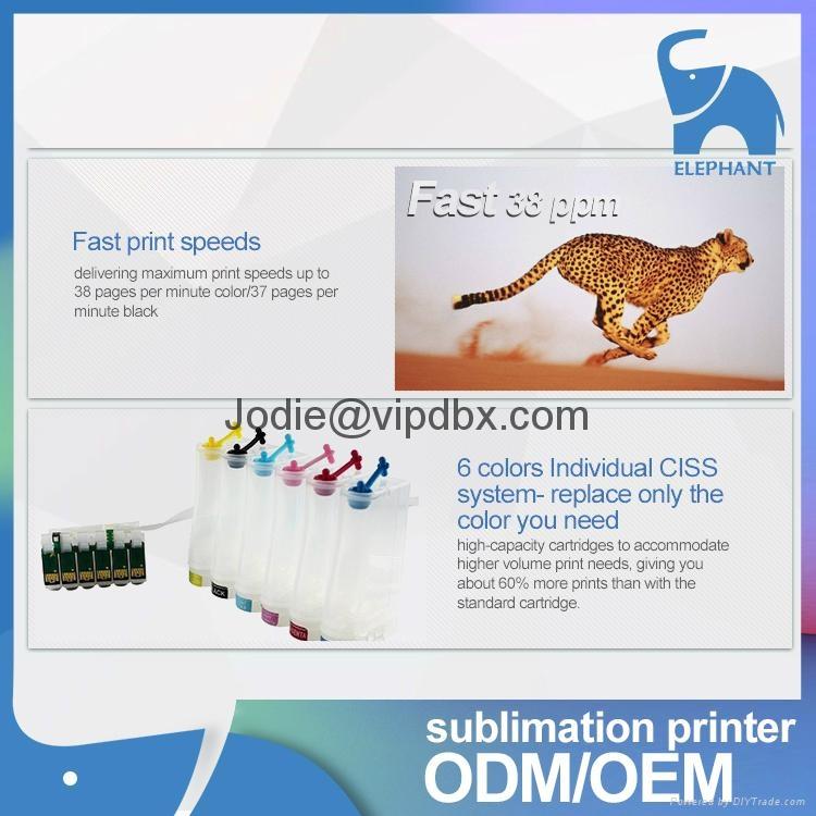 原装正品 StylusPhotoT50 A4EPSON爱普生热转印升华打印机 高质量 4