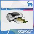 廠家推薦 EPSON愛普生Stylus Photo 1390 愛普生A3熱昇華打印機 2