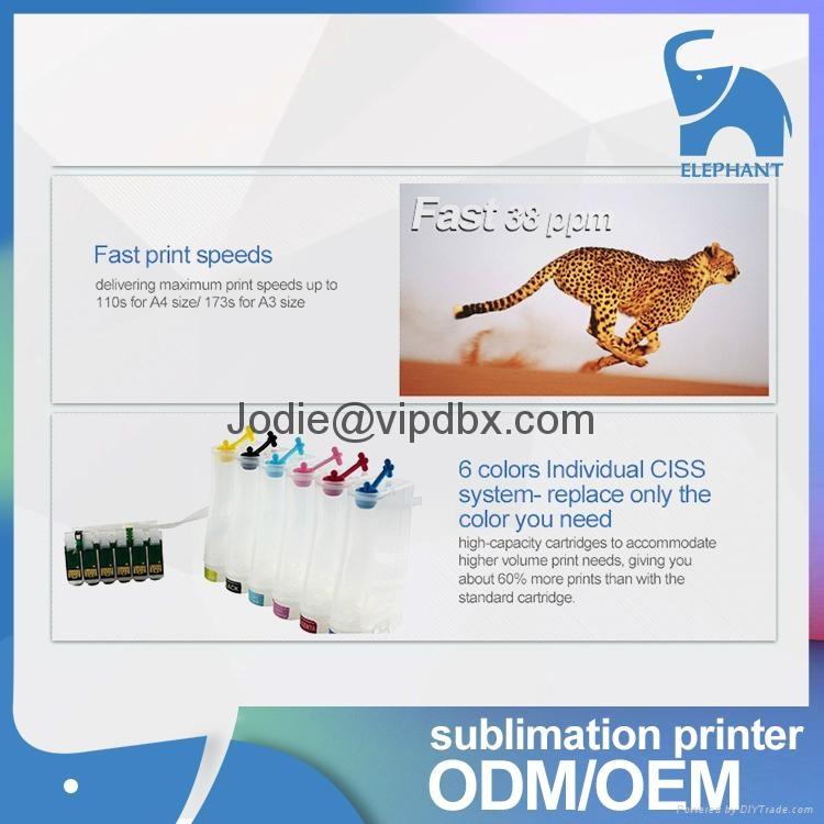 厂家推荐 EPSON爱普生Stylus Photo 1390 爱普生A3热升华打印机 3