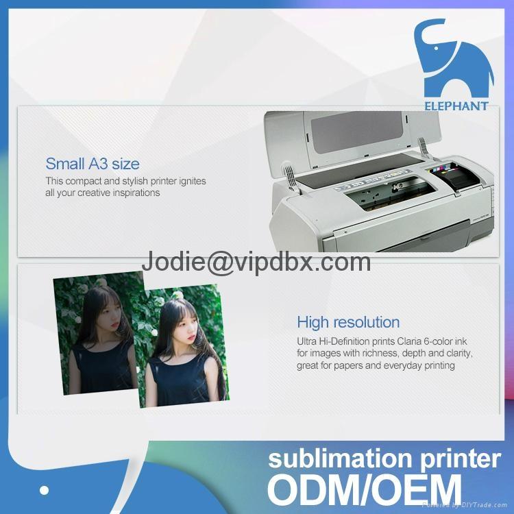 厂家推荐 EPSON爱普生Stylus Photo 1390 爱普生A3热升华打印机 4