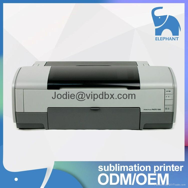 厂家推荐 EPSON爱普生Stylus Photo 1390 爱普生A3热升华打印机 1