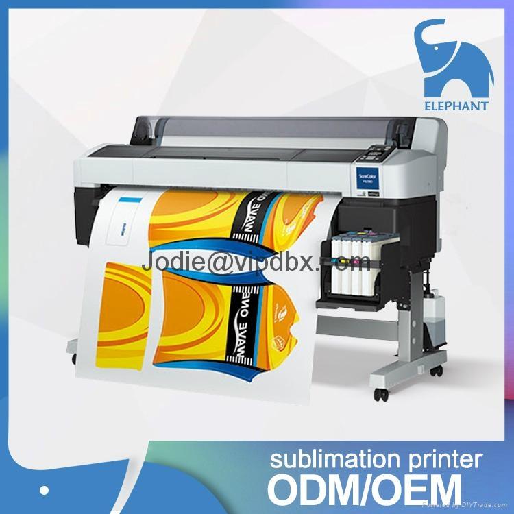 新款上架 EPSON愛普生F6280大幅面打印機數碼印花機 高質量高精度 1