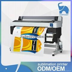 新款上架 EPSON爱普生F6280大幅面打印机数码印花机 高质量高精度
