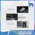 新款上架 EPSON愛普生F6280大幅面打印機數碼印花機 高質量高精度 3