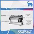 新款上架 EPSON愛普生F6280大幅面打印機數碼印花機 高質量高精度 2