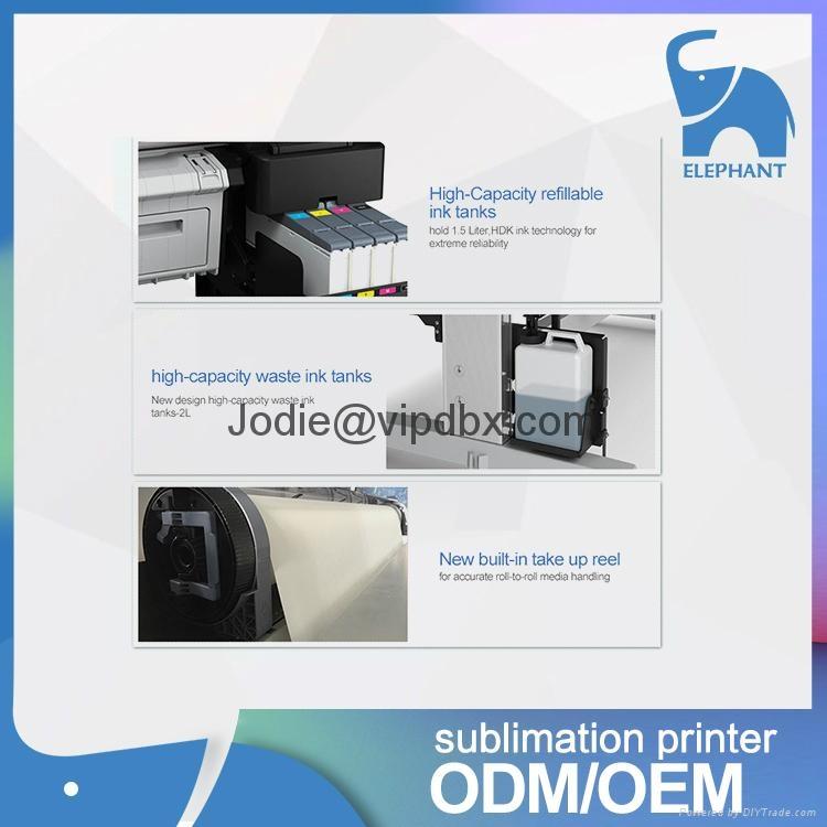 新款上架 EPSON愛普生F6280大幅面打印機數碼印花機 高質量高精度 4