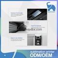 EPSON愛普生熱昇華打印機F7280微噴印花機 高質量高精度高速度 2