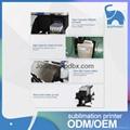 EPSON爱普生热升华打印机F7280微喷印花机 高质量高精度高速度 4