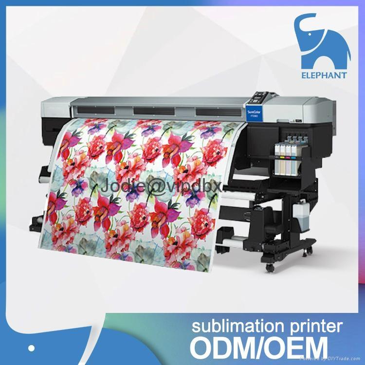 EPSON爱普生热升华打印机F7280微喷印花机 高质量高精度高速度 1