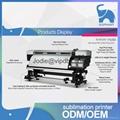 原裝正品 EPSON愛普生微噴印花機F9280高精度數碼打印機 四色墨盒 2