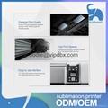 原装正品 EPSON爱普生微喷印花机F9280高精度数码打印机 四色墨盒 3