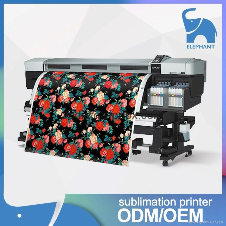 原裝正品 EPSON愛普生微噴印花機F9280高精度數碼打印機 四色墨盒 1