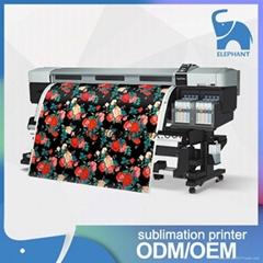 原装正品 EPSON爱普生微喷印花机F9280高精度数码打印机 四色墨盒