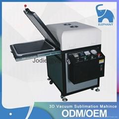 厂家直销 DBX-20B大笨象50CM*45CM3D单工位真空热转印机 经久耐用