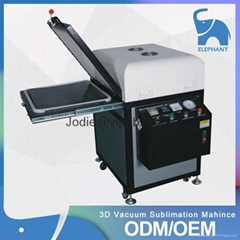 廠家直銷 DBX-20B大笨象50CM*45CM3D單工位真空熱轉印機 經久耐用