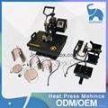 multifunction heat transfer machine 8 in