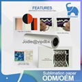 70gsm high Speed sublimation paper roll  2