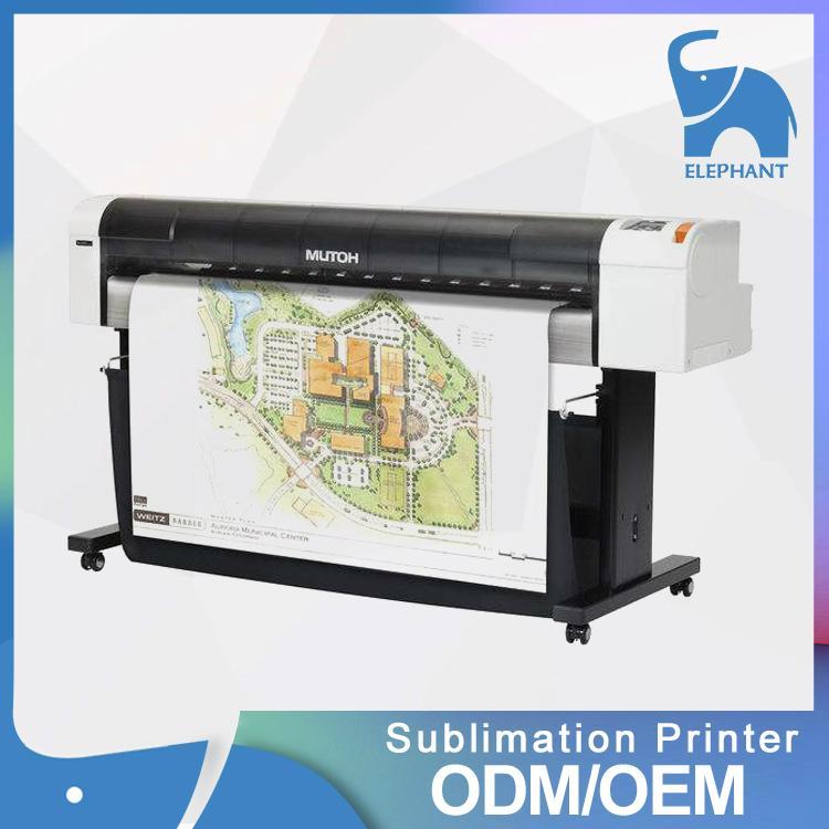 1.2米宽幅热升华打印机 120CM宽幅热转印打印机 MUTOH 900x 1