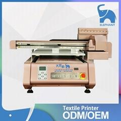 厂家热销DBX-0609数码直喷打印机 深浅色纯棉T恤直喷印花机
