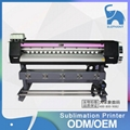 1.8M Sublimation printer with single