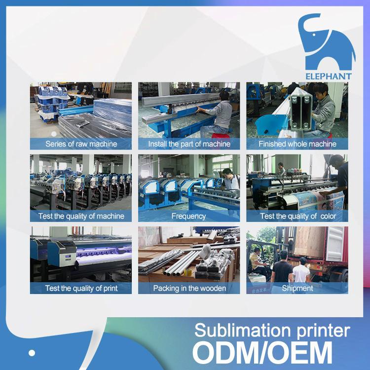 廠家供應 1.8米愛普生5113高速單噴頭 熱昇華打印機 數碼打印機 3