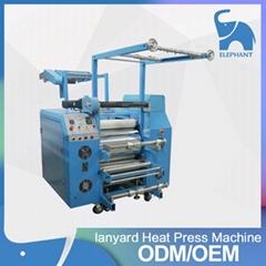 DBX-26C 新款多功能熱轉印織帶印花機