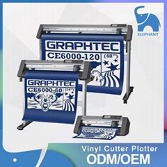 原裝正品 日本GRAPHTEC圖王CE6000-40刻字機切割機 全智能操作