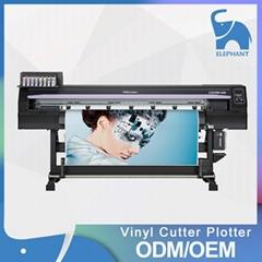 Mimaki高性能噴刻一體機 打印兼切割CJV150-107操作簡單 色彩鮮艷