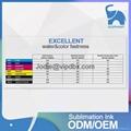 Wholesale price j-next jxs-65 sublimation ink for dx7