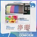 原装进口 意大利J-teck杰态克热升华热转印墨水 用于数码印花 4