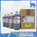 Wholesale price j-next jxs-65 sublimation ink for dx7