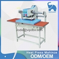 Dual automatic double sided pneumatic