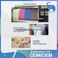 高質量 韓國INKTEC印可得熱昇華熱轉印墨水 流暢性好色牢度高環保 5