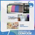 高質量 韓國INKTEC印可得熱昇華熱轉印墨水 流暢性好色牢度高環保 3