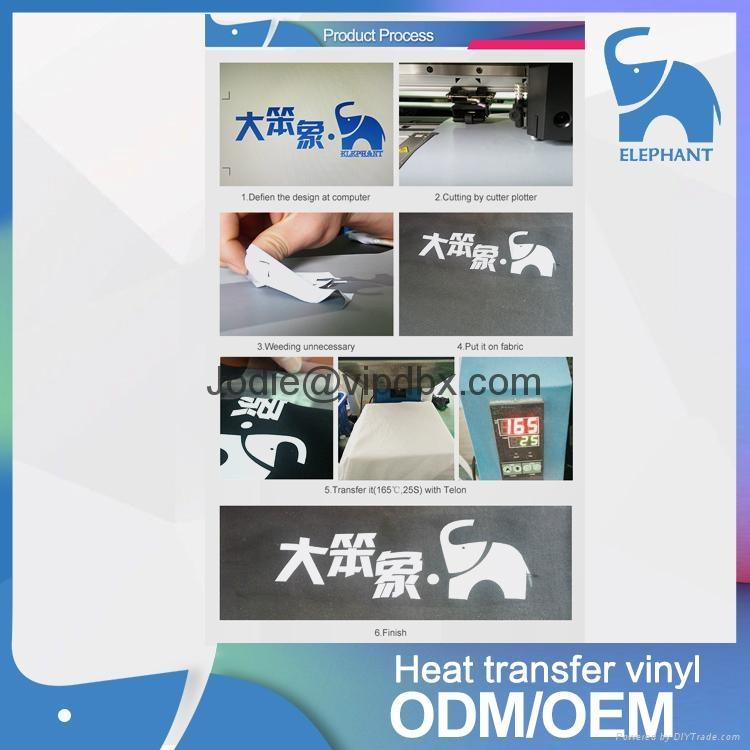 韓國原裝進口 熱轉印PU反光刻字膜 環保適用運動服公司LOGO 3