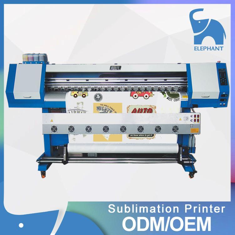 Factory wholesale price textile large format dye sublimation printer