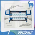 China supplier factory price digital inkjet textile printer with 4720  head
