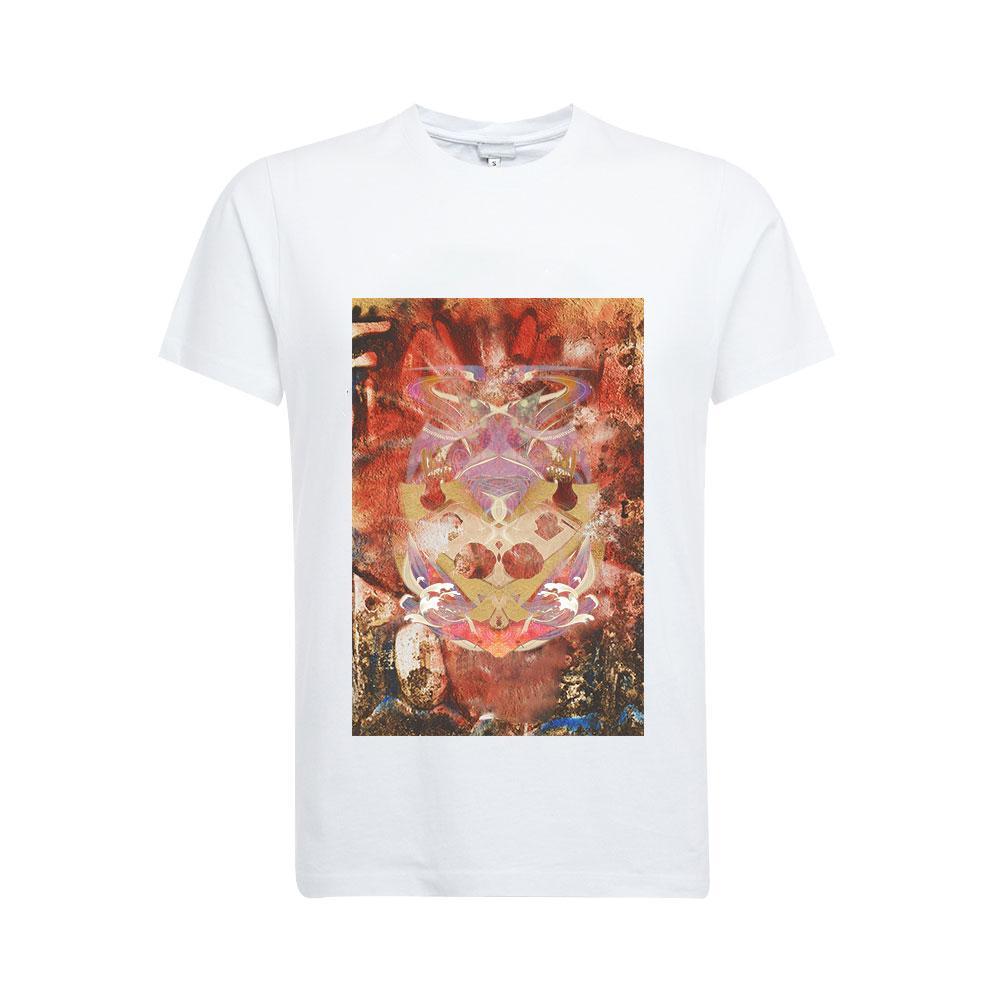 批发热升华3D印花客制化订制T恤 6