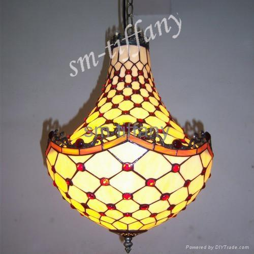 tiffany lamp(Counter- hanging lamp) 1