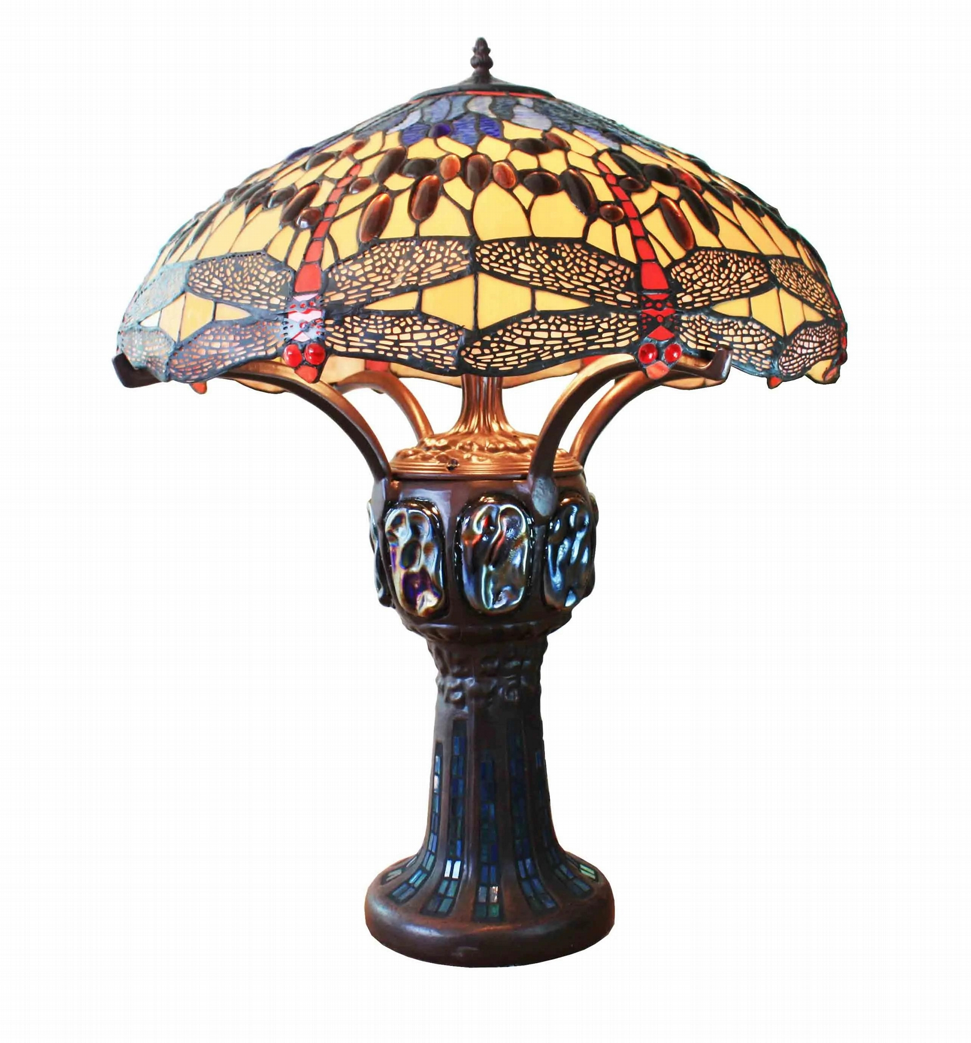 tiffany lamp(table lamp) 5