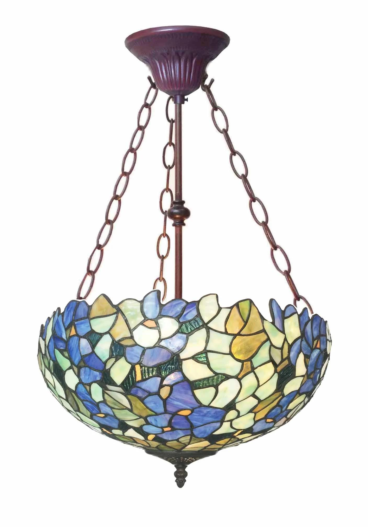 tiffany lamp(Indirect lighting) 5