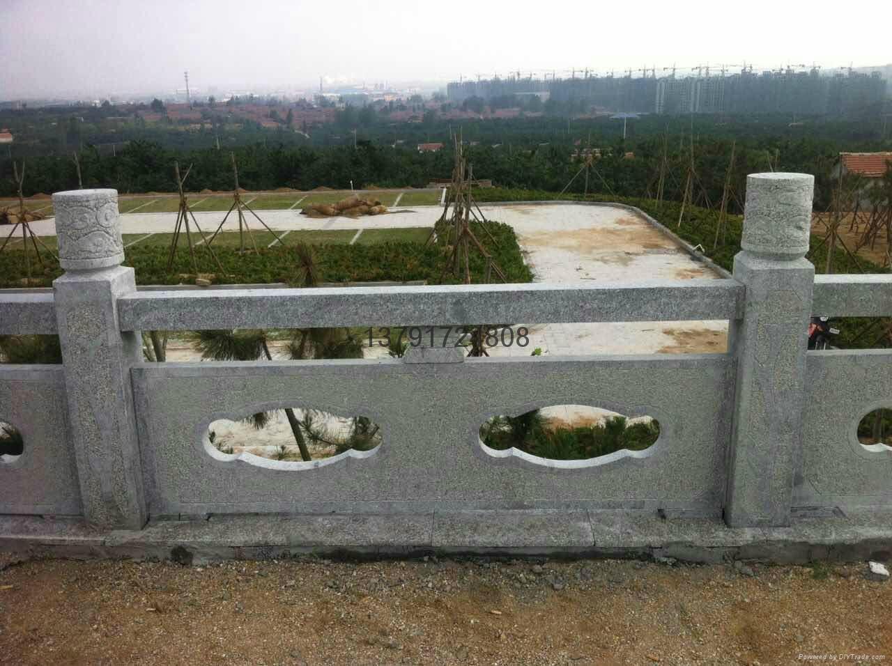 栏杆栏板 5