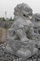 青石石狮 2