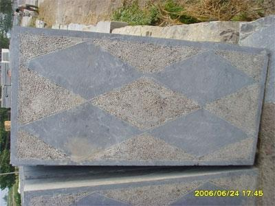 青石板材荔子面 5