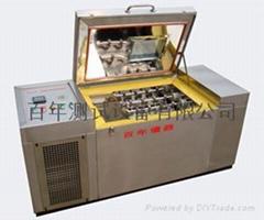 皮革低温耐挠试验机