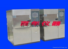 TS系列高低温冲击试验箱